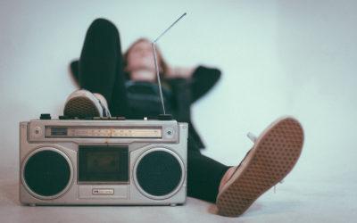 Produktiv arbeiten mit Musik