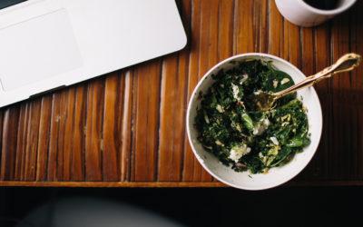 Zehn Lebensmittel gegen Stress